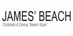 James' Beach. Cocktails & Dining Beach Style. 60 North Venice Boulevard. 310-823-5396. www.jamesbeach.com