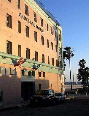 Cadillac Hotel Venice Paparazzi