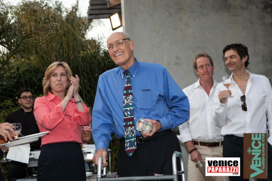 Bill Rosendahl. Photo by www.VenicePaparazzi.com