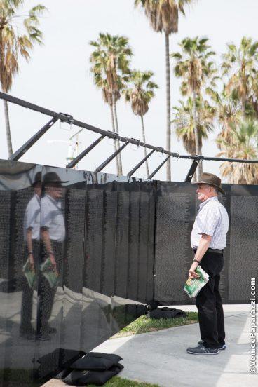 03.04.16 The Traveling Vietnam Veterans Memorial Wall. Venice, California. www.vvmf.org | www.vfi.org | www.VeniceChamber.net. Photos by www.VenicePaparazzi.com