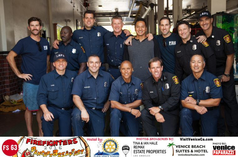 Fun times had by all at the Fire Station 63 Annual Pancake Breakfast