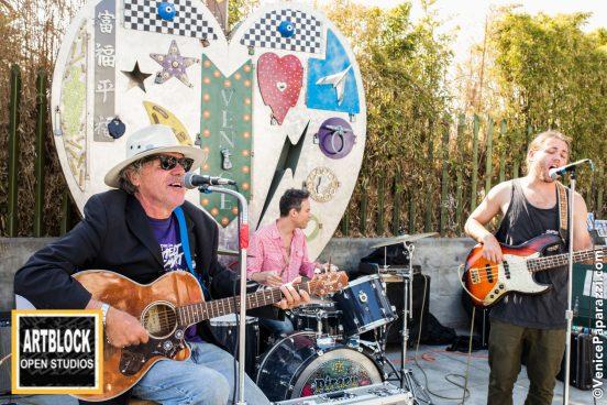 VENICE ARTBLOCK - Open Studio Tours. www.veniceartblock.com. Photo by www.VenicePaparazzi.com.