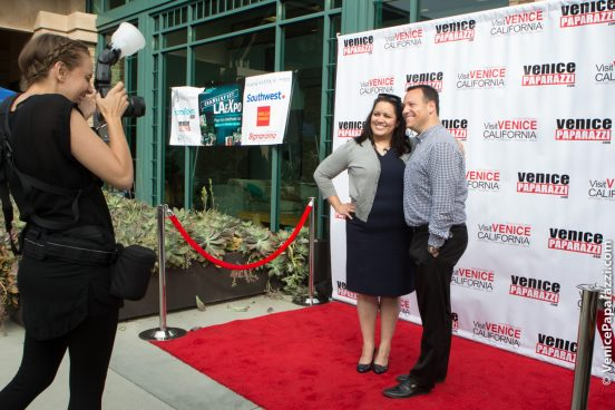 Once again, Venice Paparazzi rolls out the red carpet for LAX ChamberFest!