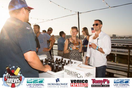2016 LAX Coastal Chamber of Commerce's Annual Cruise N' Brews. www.LAXCoastal.com. Photo by www.VenicePaparazzi.com