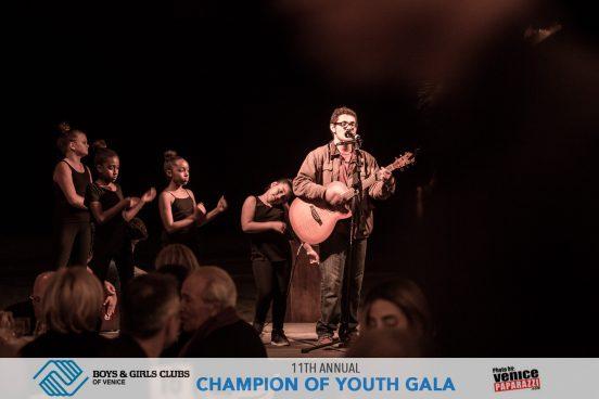11th Annual Champion of Youth Gala. Boys and Girls Club Venice. www.bgcv.org. Photo by VenicePaparazzi.com