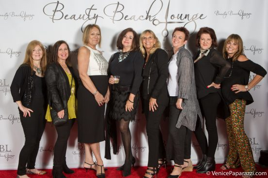 10.15.16 Beauty Beach Lounge Ribbon Cutting Event. www.BeautyBeachLounge.com. Red carpet and event photos by Venice Paparazzi. www.VenicePaparazzi.com