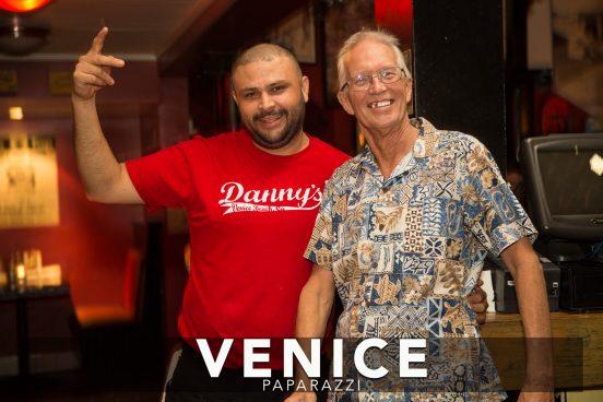 Right: Danny's Ravi