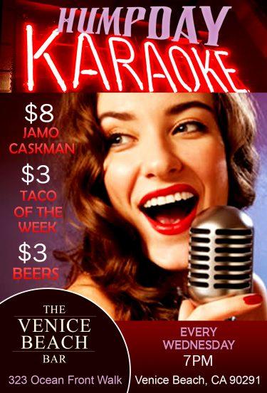the-venice-beach-bar-karaoke-flyer-f
