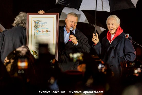 Jan. 4, 2017. Day of The Doors. Venice, California. #VeniceBeachFun © www.VenicePaparazzi.com
