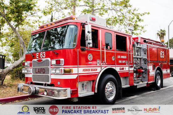 Happy 133 birthday to Los Angeles Fire Department! – Venice