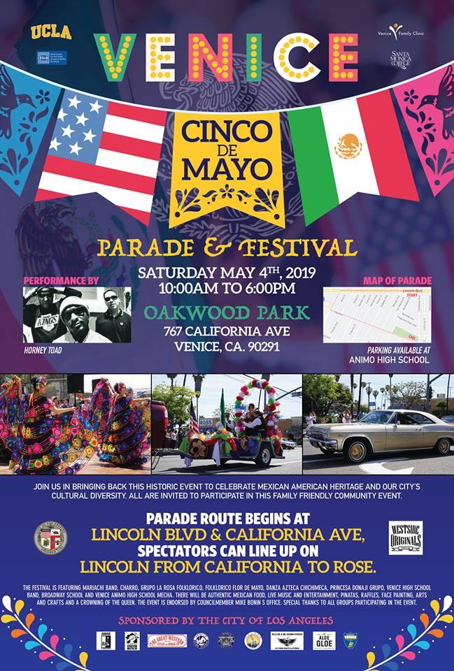 May 4, Venice Cinco de Mayo Parade & Festival – Venice Paparazzi | Venice  Beach CA, Photo Agency, Community Info, News, Events