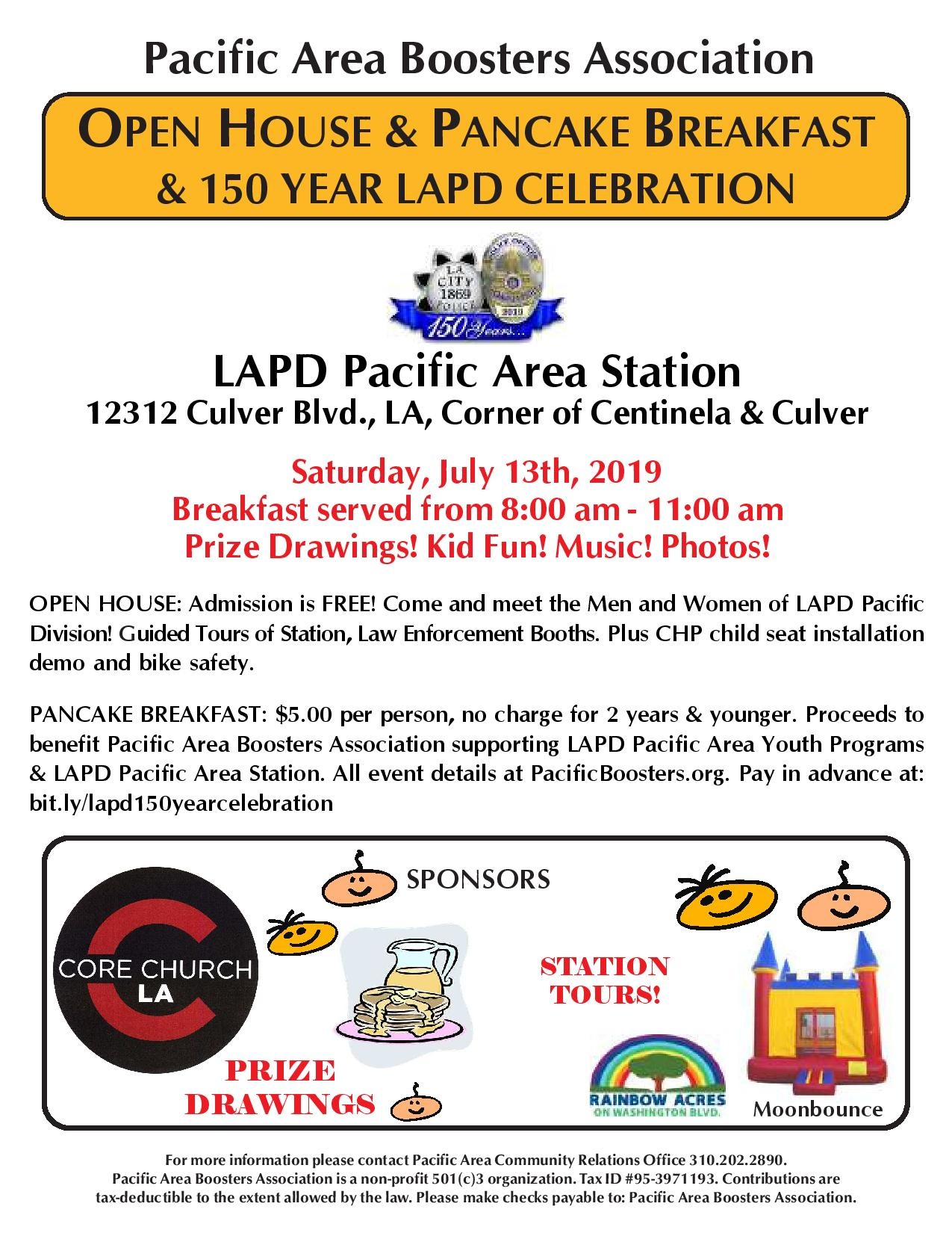 Bloody Christmas Lapd.Lapd Celebrates 150 Years Join In On The Fun At Pacific